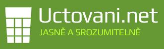 logo www.uctovani.net | Účetnictví jasně a srozumitelně